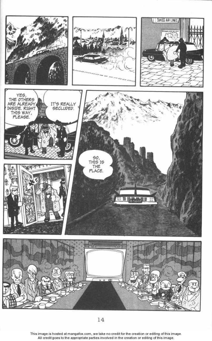 Cyborg 009 1 Page 2