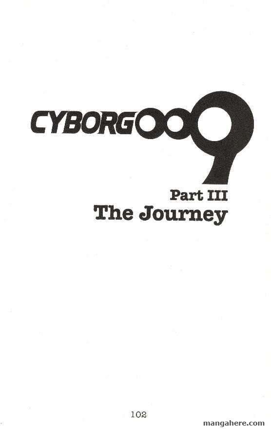 Cyborg 009 14 Page 1