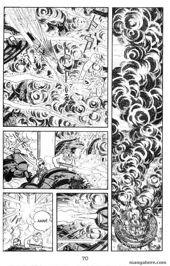 Cyborg 009 46 Page 1