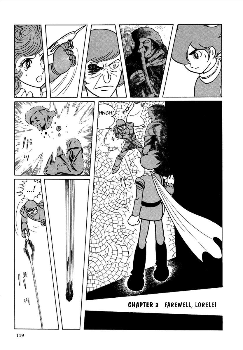 Cyborg 009 73 Page 1