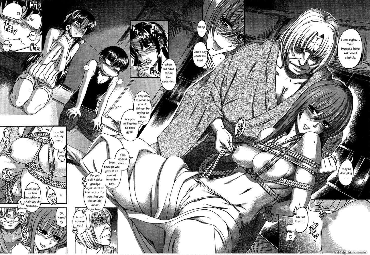 Nana to Kaoru Arashi 7 Page 3