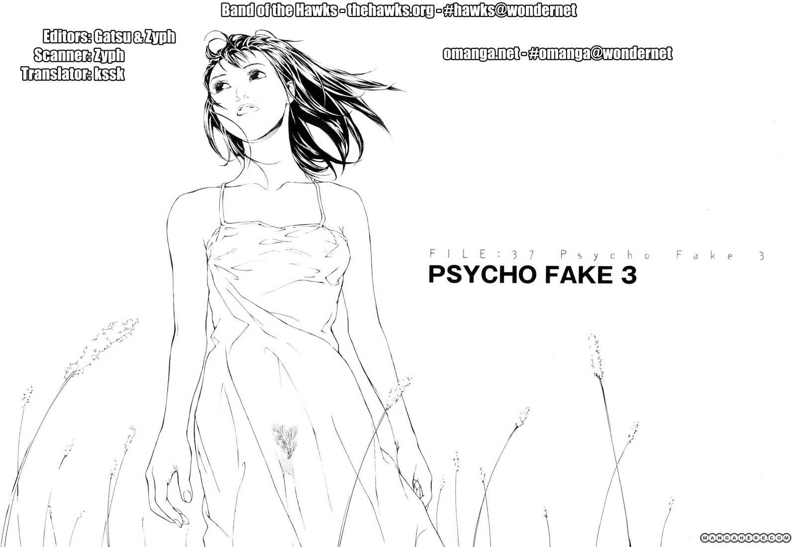 MPD Psycho 37 Page 1