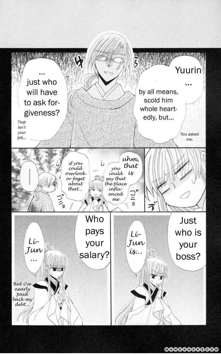 Ookami-heika no Hanayome 8.5 Page 2