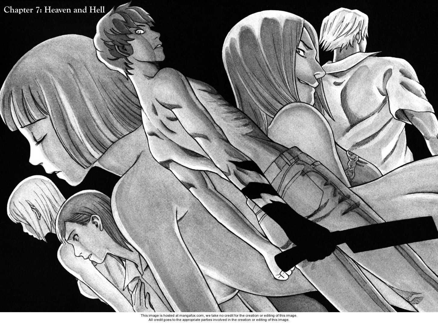 Tsumi to Batsu (OCHIAI Naoyuki) 7 Page 1
