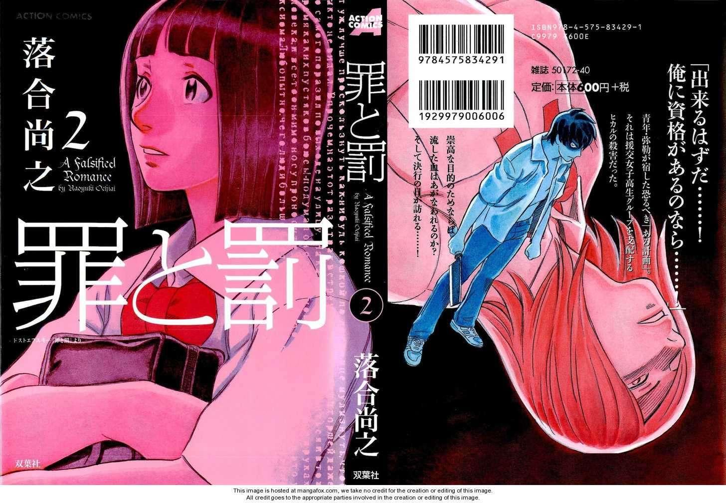 Tsumi to Batsu (OCHIAI Naoyuki) 10 Page 1