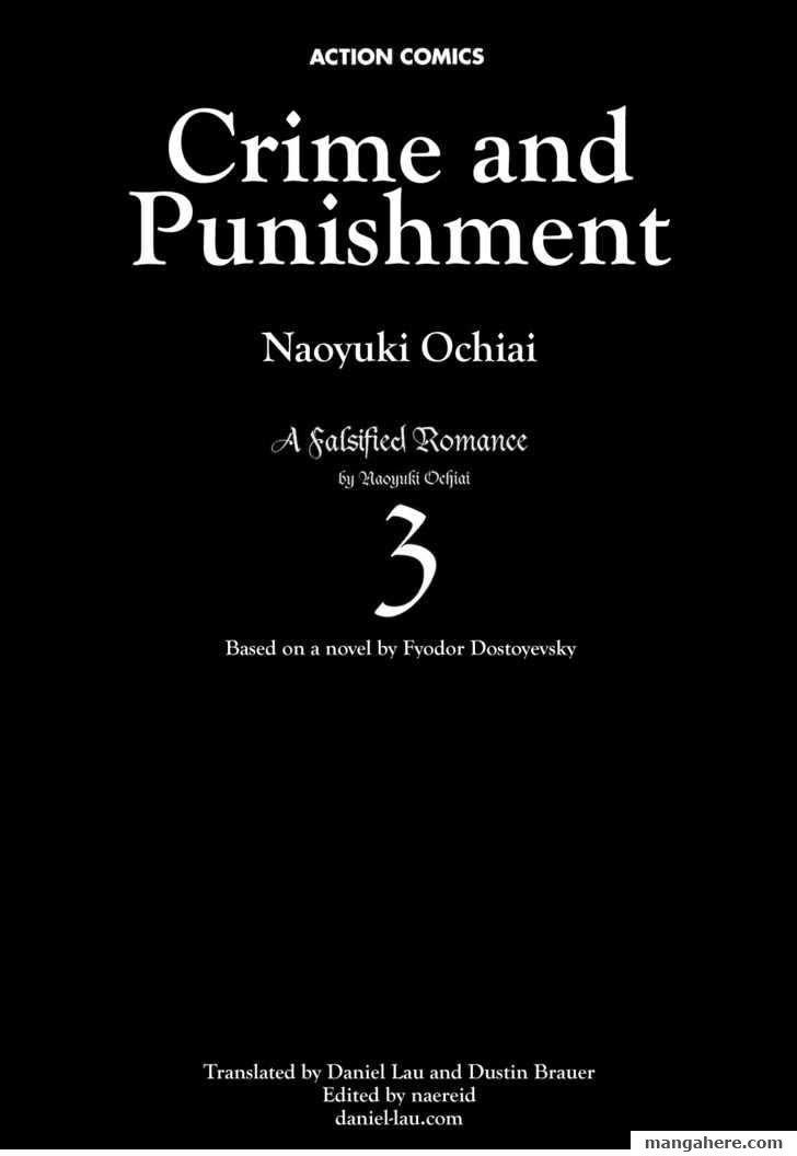 Tsumi to Batsu (OCHIAI Naoyuki) 19 Page 2