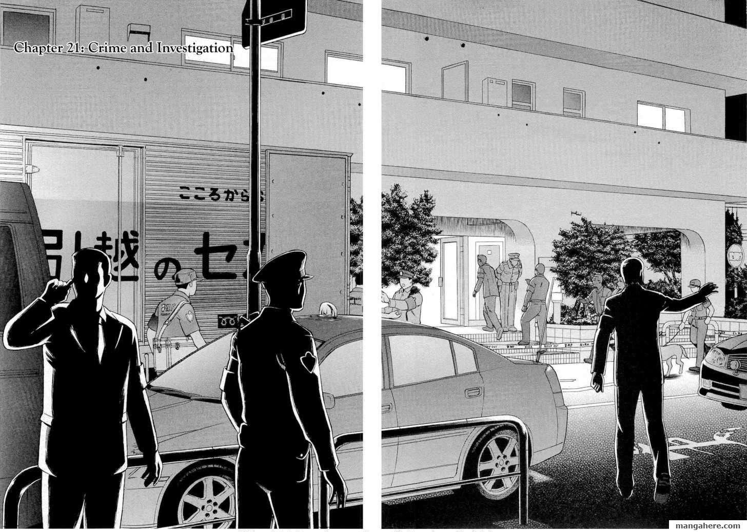 Tsumi to Batsu (OCHIAI Naoyuki) 21 Page 2