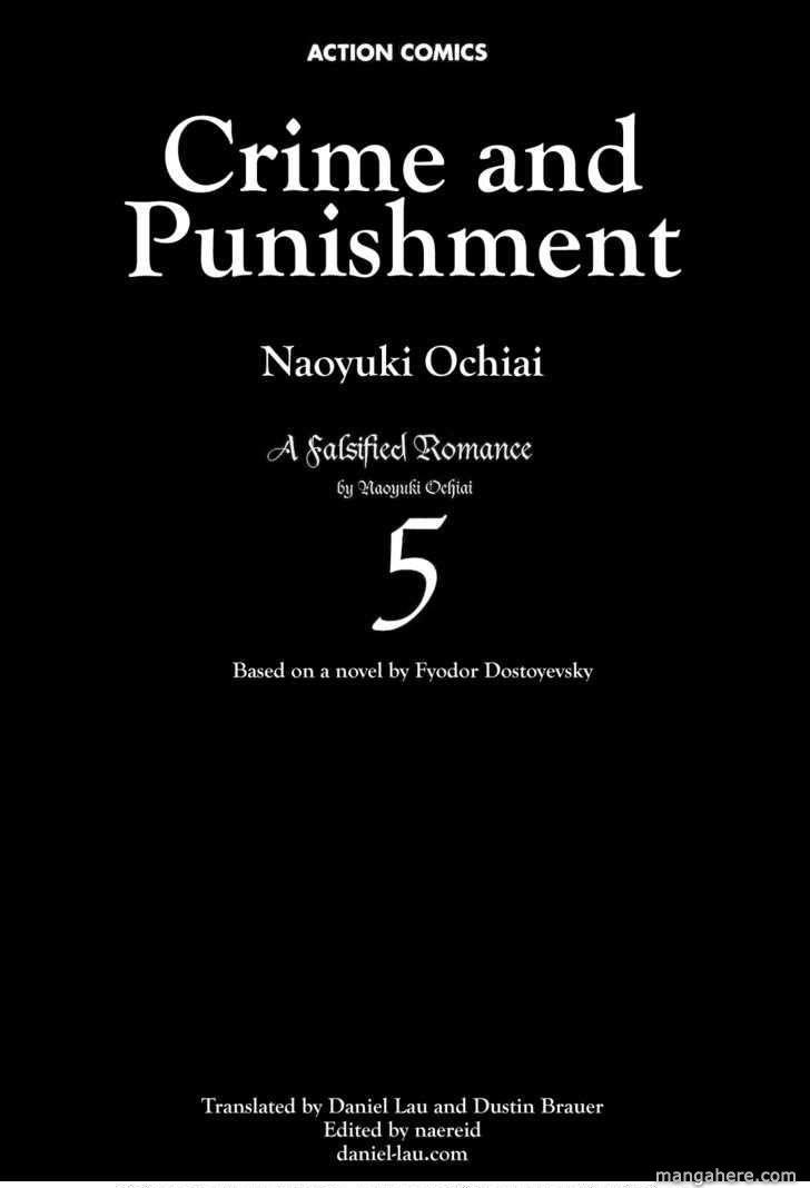 Tsumi to Batsu (OCHIAI Naoyuki) 37 Page 3