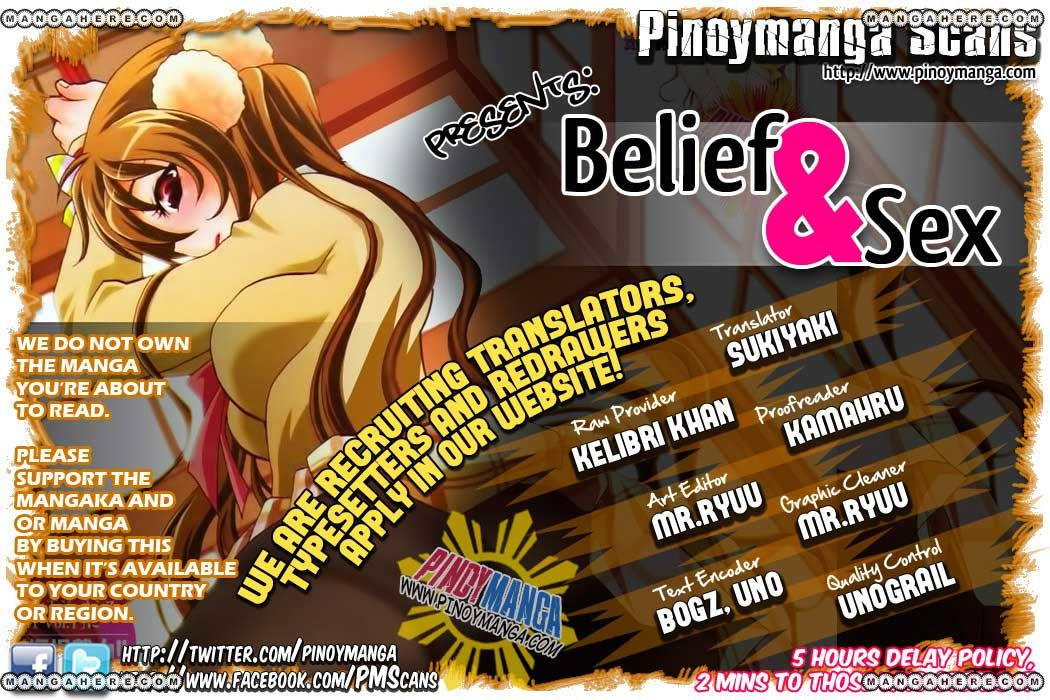 Sore ga Kanojo no Seigi nara 8 Page 1