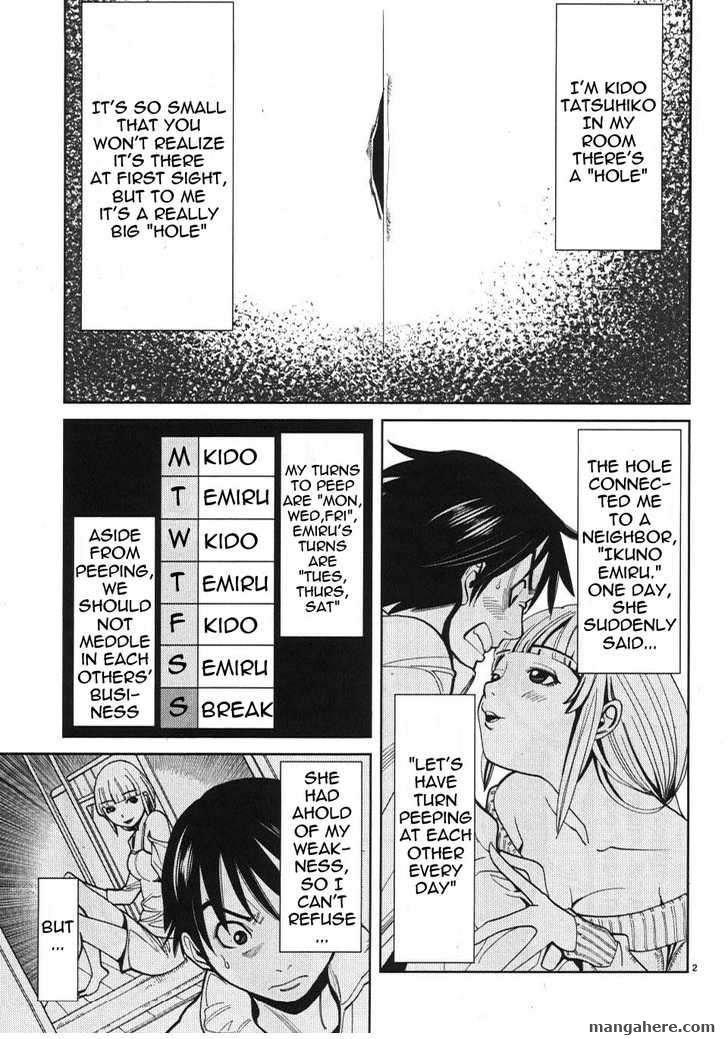 Nozoki Ana 14 Page 2