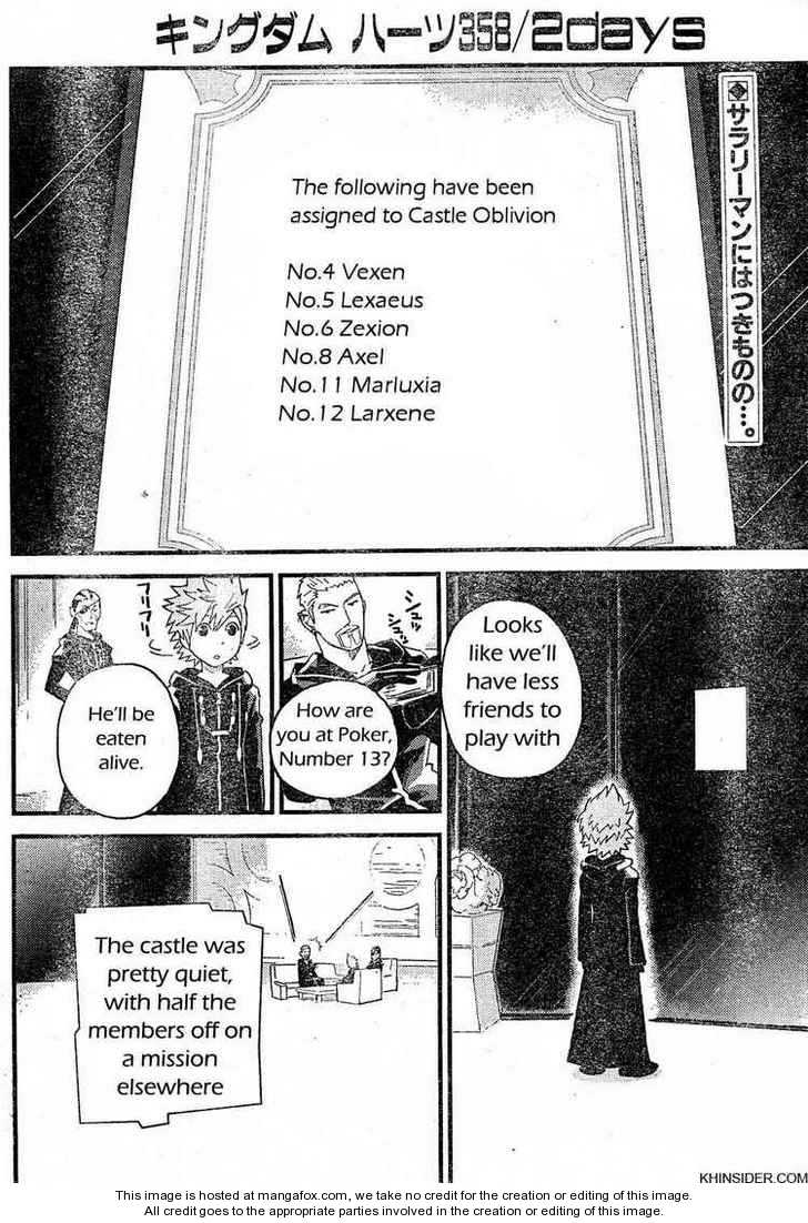 Kingdom Hearts: 358/2 Days 3 Page 2