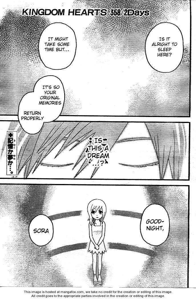 Kingdom Hearts: 358/2 Days 6 Page 1