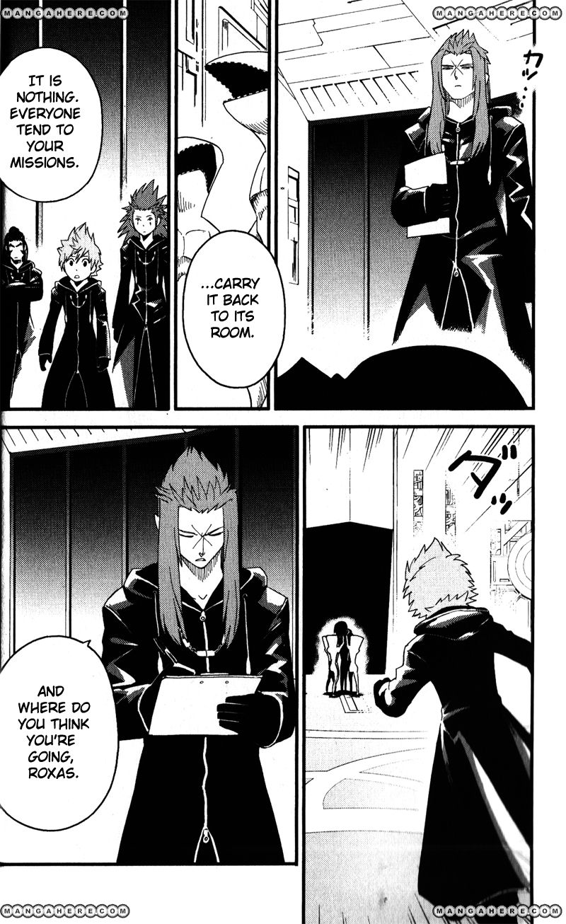 Kingdom Hearts: 358/2 Days 18 Page 3
