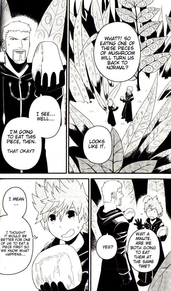 Kingdom Hearts: 358/2 Days 20 Page 2