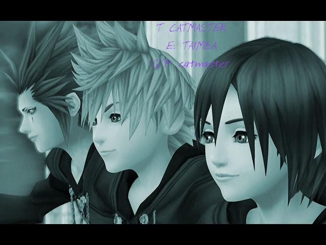 Kingdom Hearts: 358/2 Days 23 Page 1
