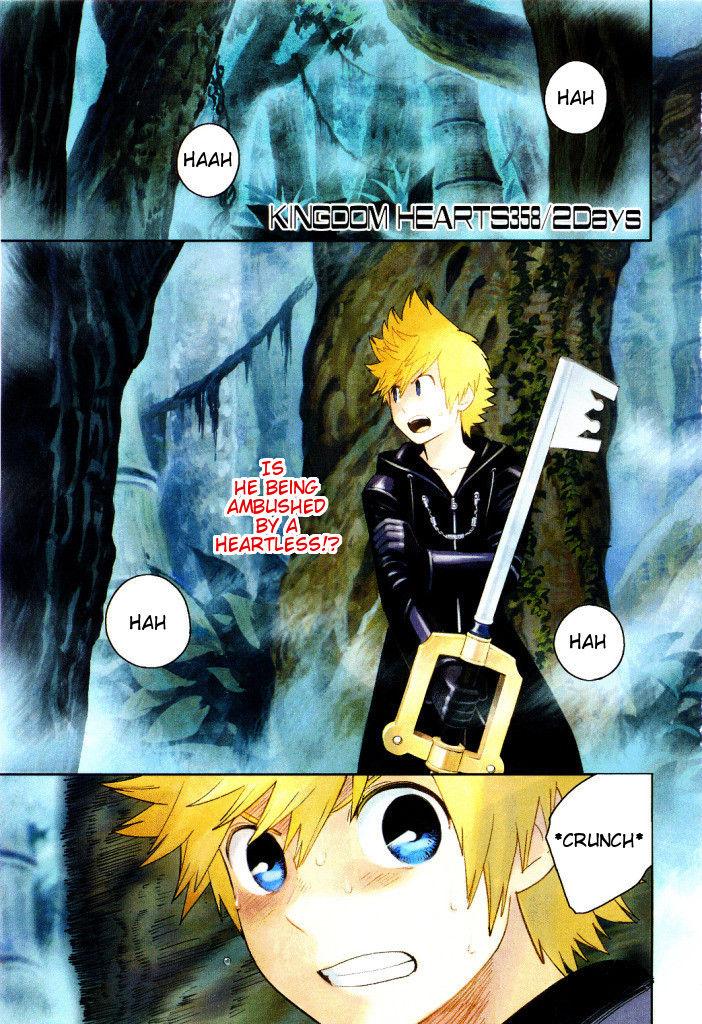 Kingdom Hearts: 358/2 Days 31 Page 1