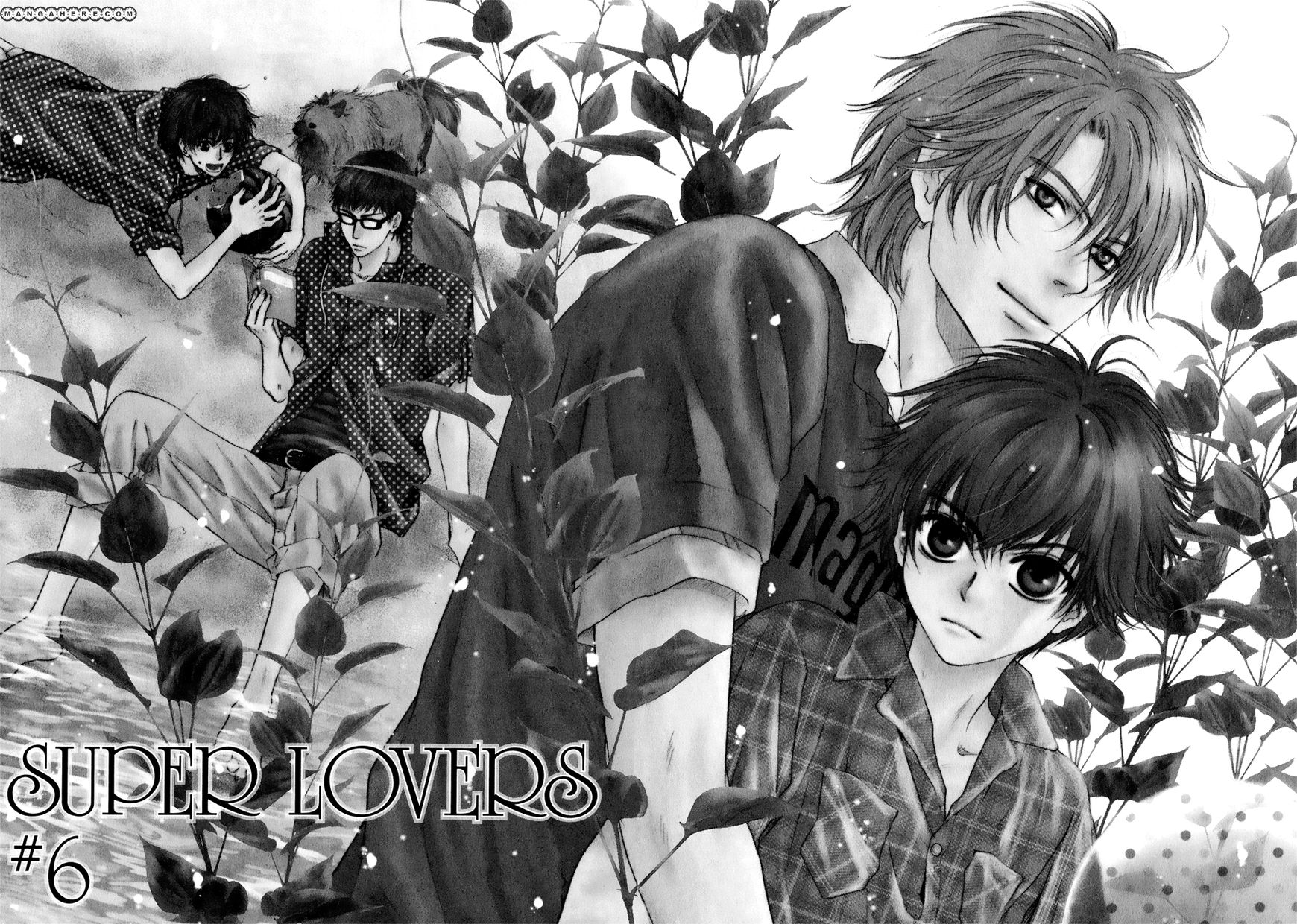 Super Lovers 6 Page 2