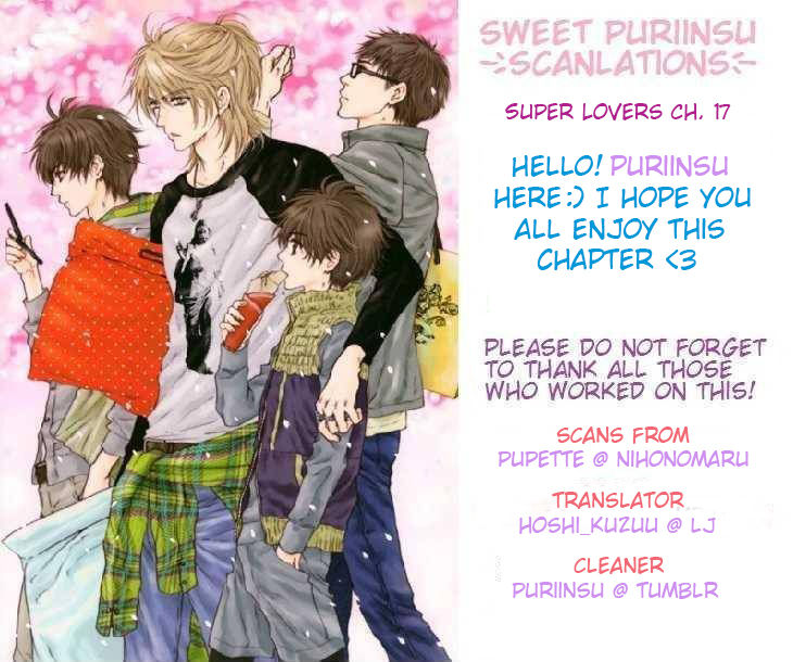 Super Lovers 17 Page 1