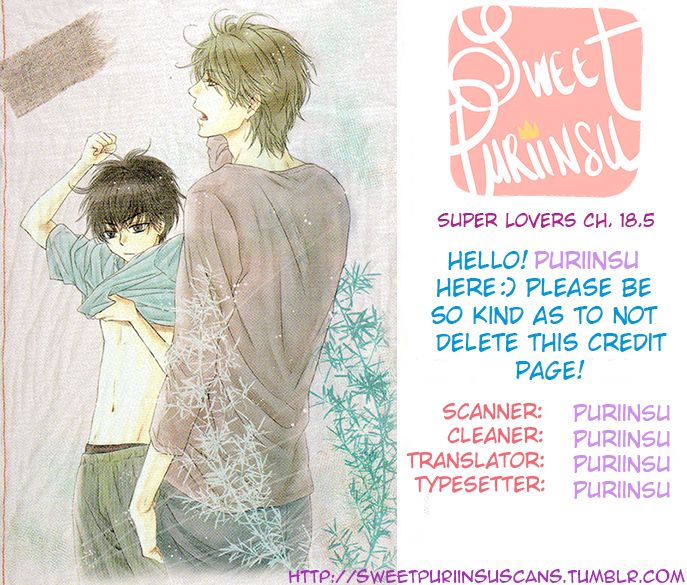 Super Lovers 18.5 Page 1