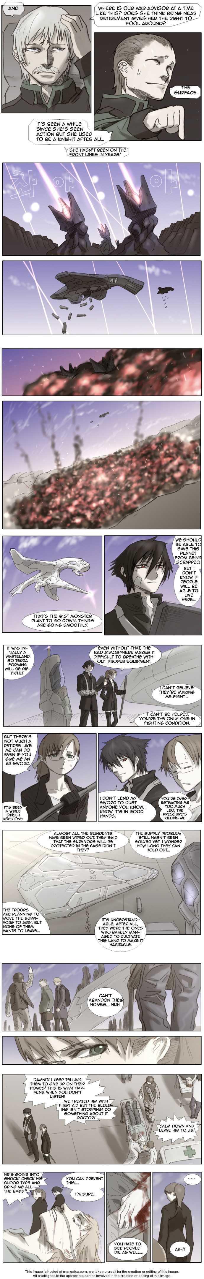 Knight Run 1 Page 2