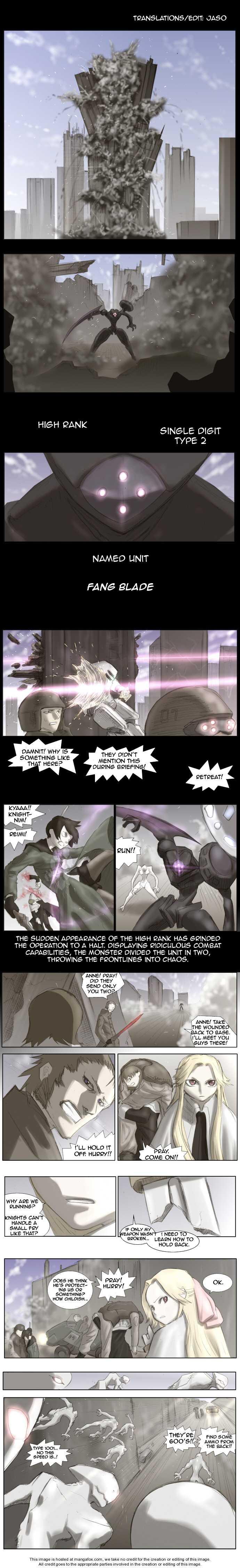 Knight Run 4 Page 1