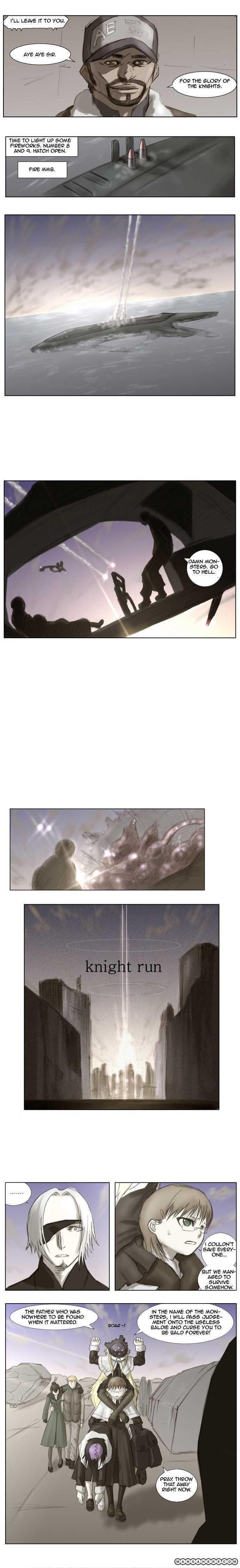 Knight Run 5 Page 3