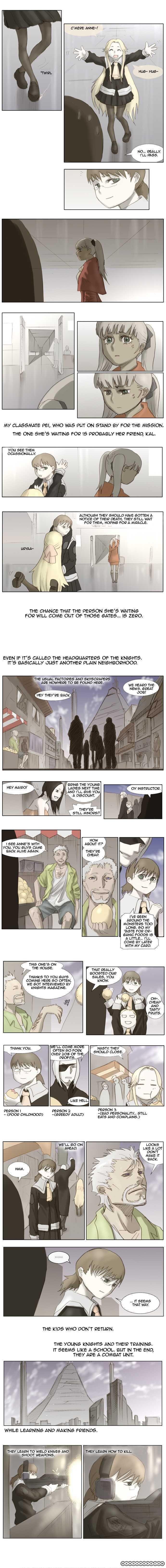 Knight Run 6 Page 2