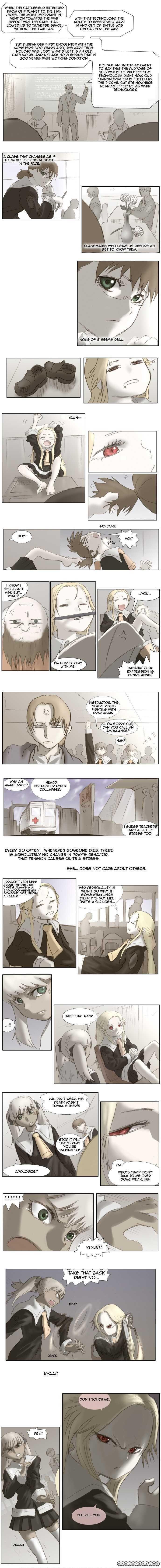 Knight Run 6 Page 3