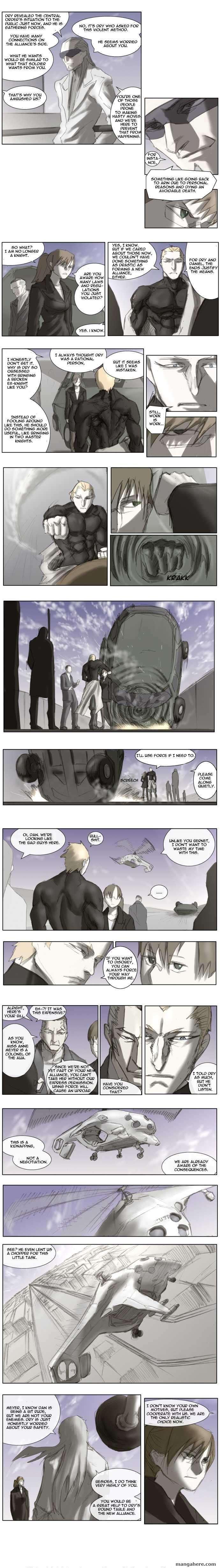 Knight Run 16 Page 2