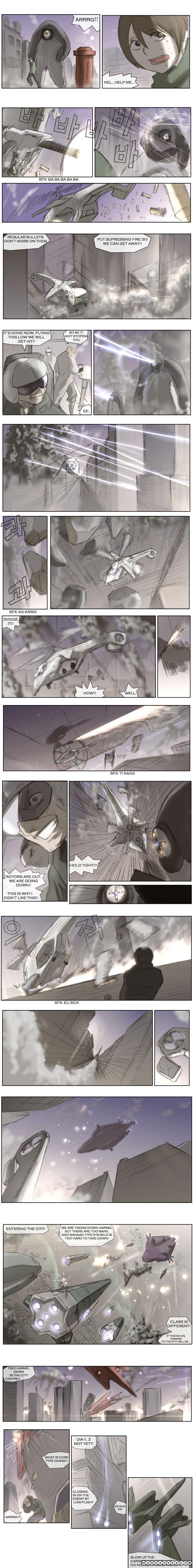 Knight Run 18 Page 1
