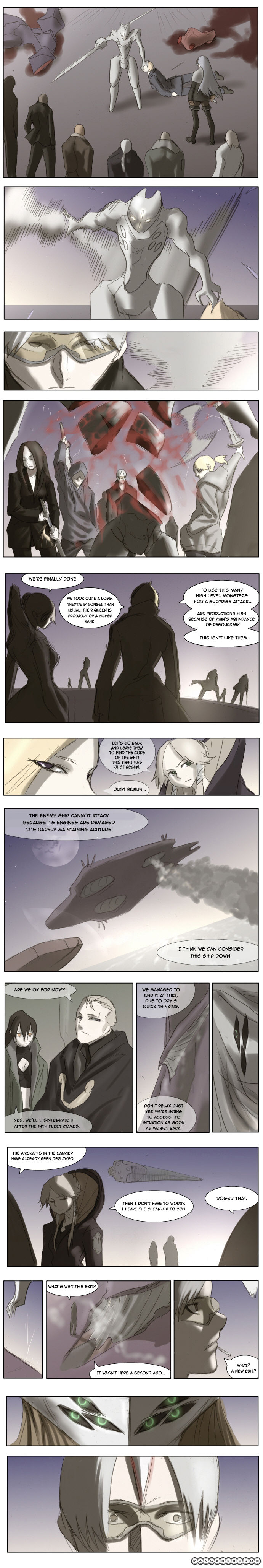 Knight Run 20 Page 2