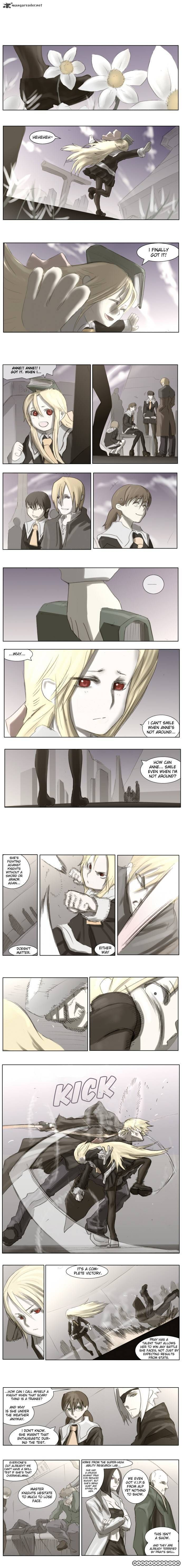 Knight Run 25 Page 1