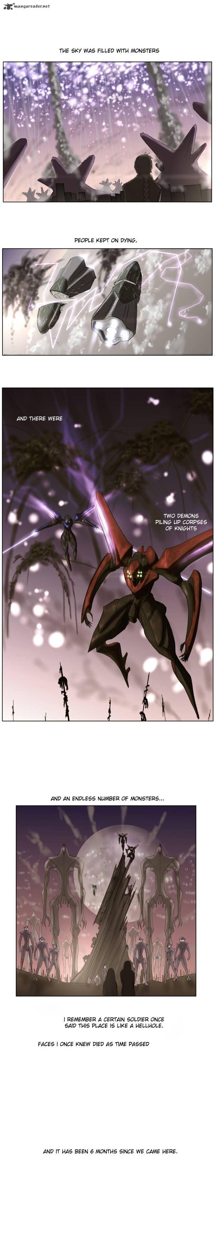 Knight Run 28 Page 1