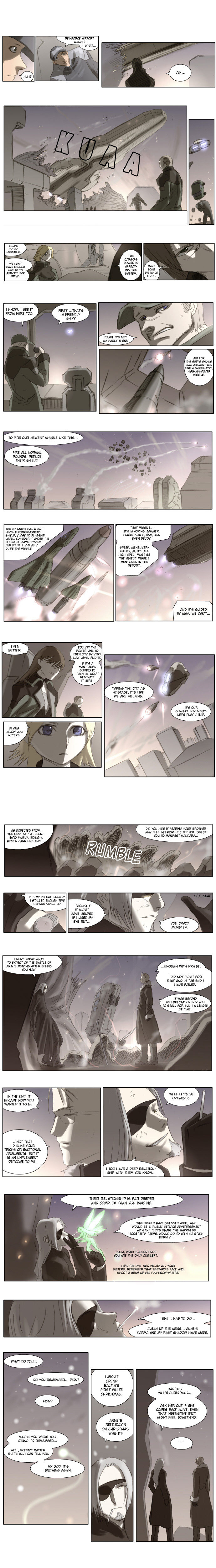 Knight Run 36 Page 1