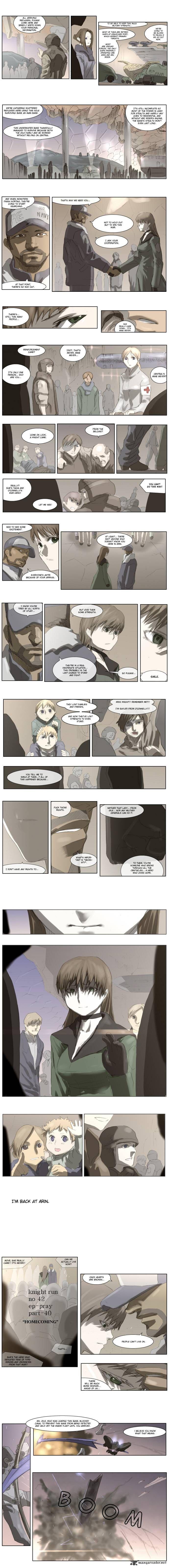 Knight Run 42 Page 2
