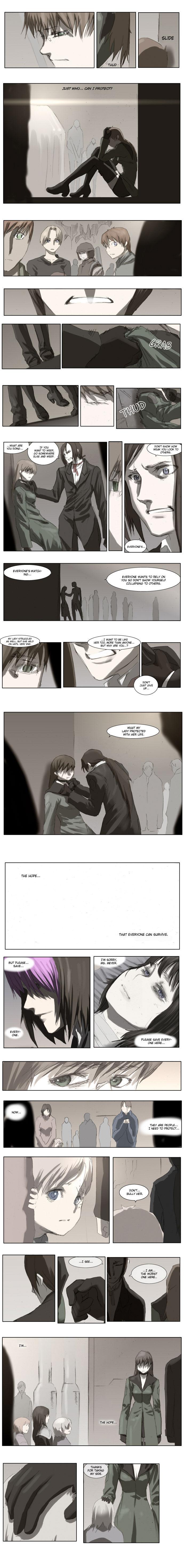 Knight Run 44 Page 1