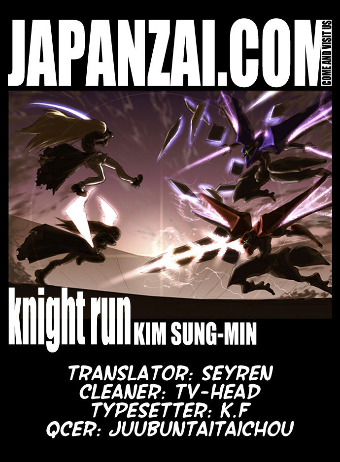 Knight Run 49 Page 1