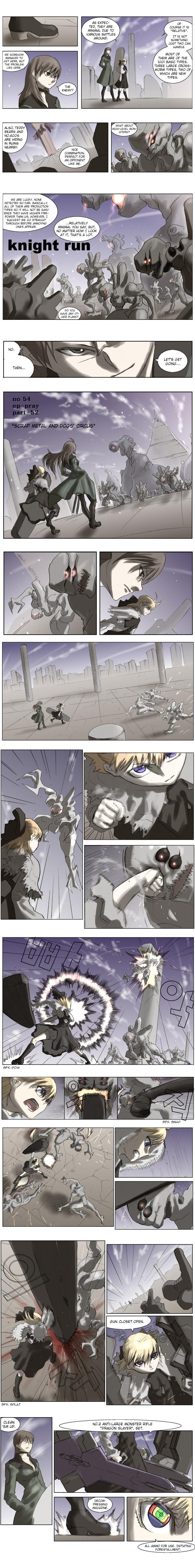 Knight Run 54 Page 2