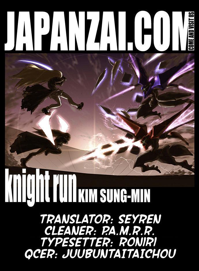Knight Run 57 Page 1