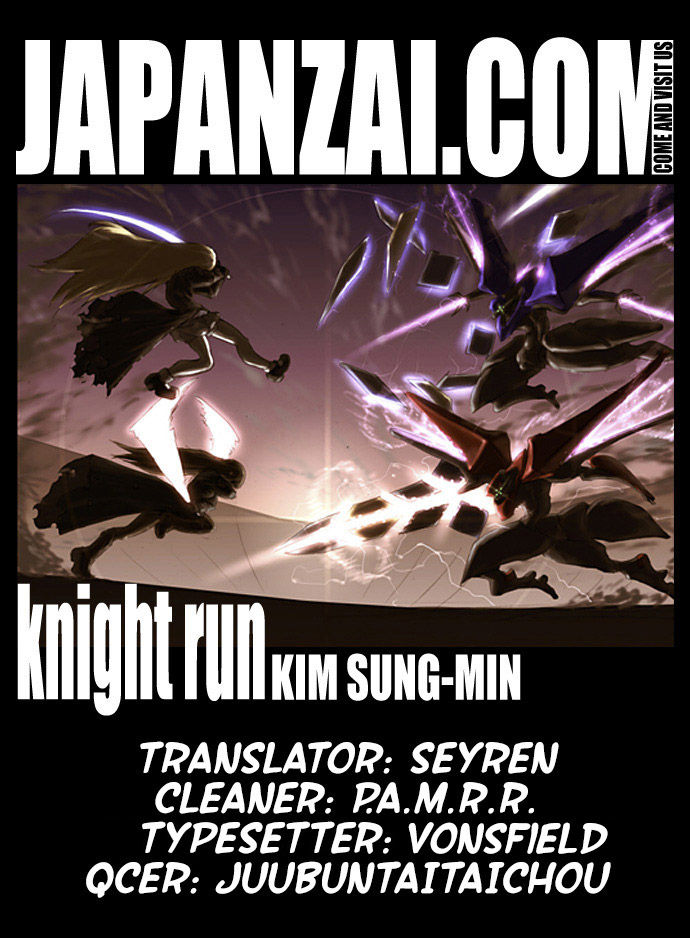 Knight Run 60 Page 1