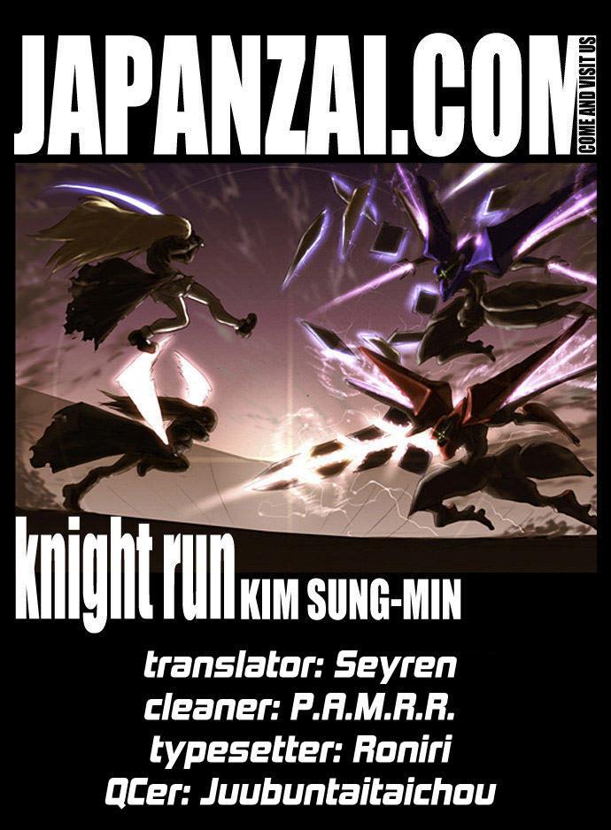 Knight Run 67 Page 1