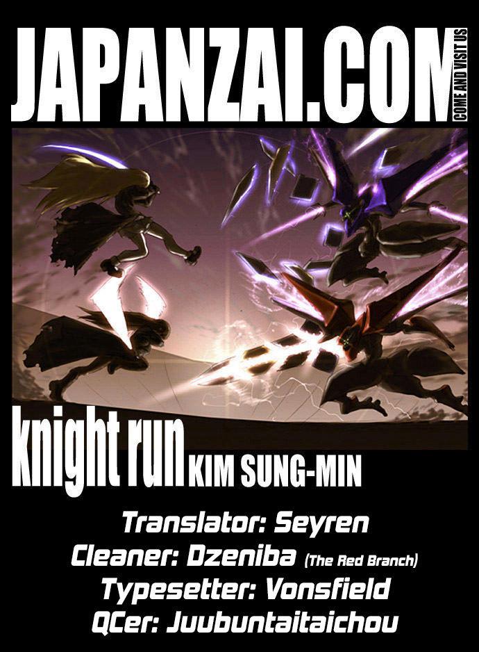 Knight Run 83 Page 1