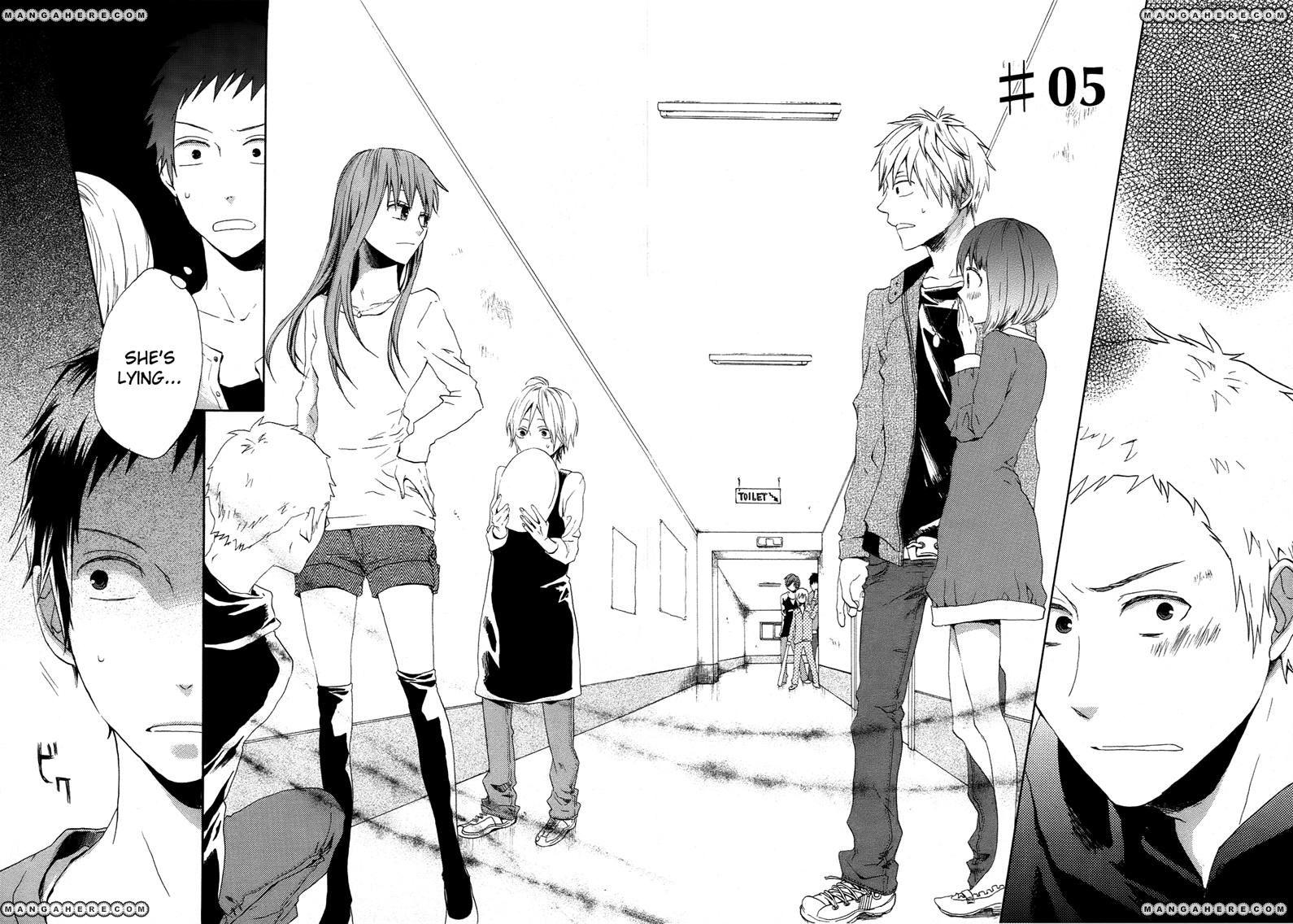 Bokura no Kiseki 5 Page 2