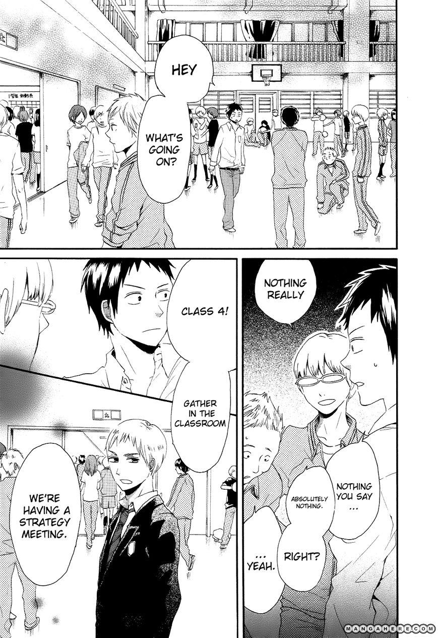 Bokura no Kiseki 10 Page 1