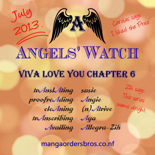 Viva Love You 6 Page 1