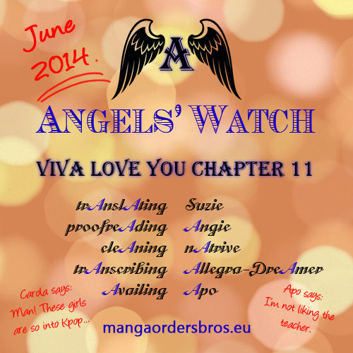 Viva Love You 11 Page 1