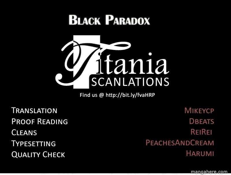 Black Paradox 2 Page 1