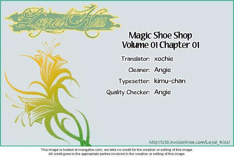 Magic Shoe Shop 0 Page 2