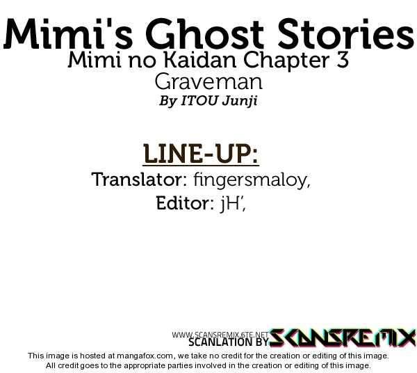 Mimi No Kaidan 3 Page 1