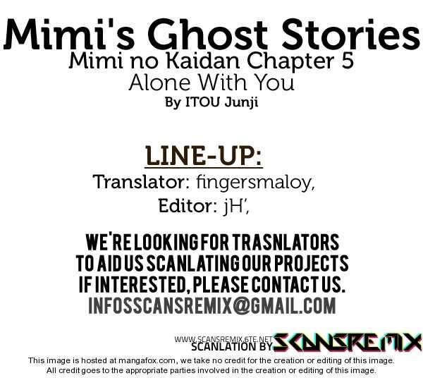 Mimi No Kaidan 5 Page 1